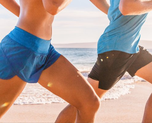 Prevent thigh chafing