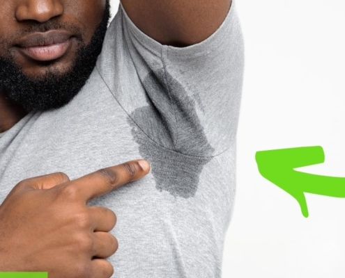 Why do my armpits sweat so much?